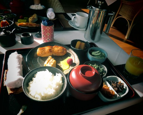 Tradtional Japanese Breakfast